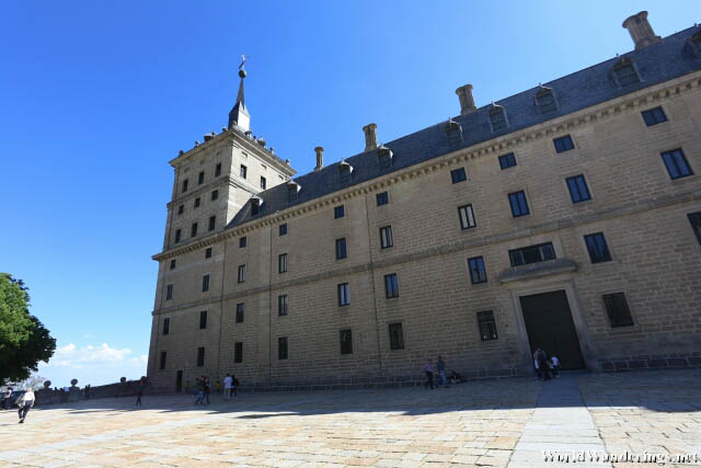 Going to El Escorial