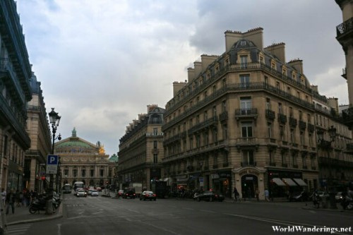 Beautiful Buildings in Paris