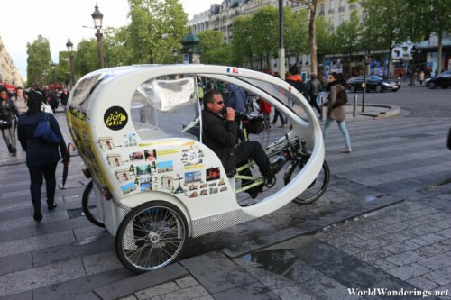 Want to Take This Out for a Spin in Paris?