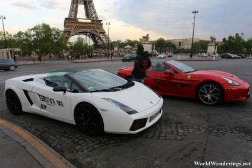 Fancy Driving at Sports Car?
