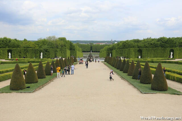 A Look at the Gardens of Versailles