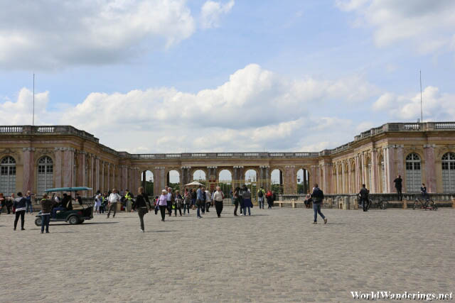 Grand Trianon at the Palace of Versailles