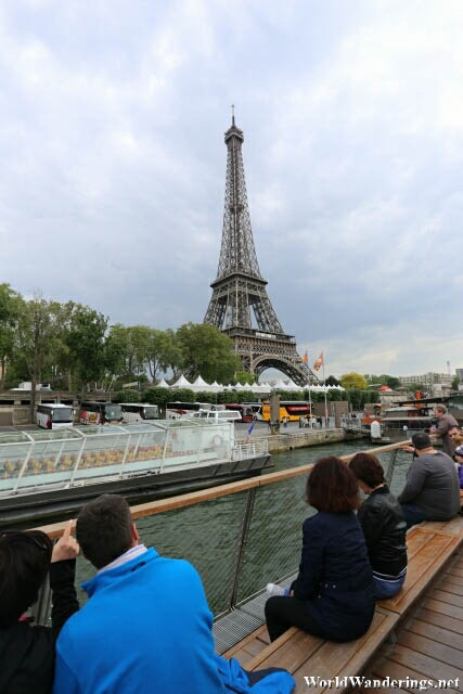 Touring the River Seine