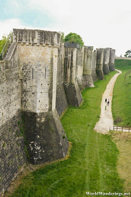 Walls of the Medieval City of Provins