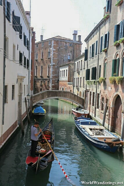 Small Canals of Venice