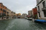 Leaving the Island of Venice