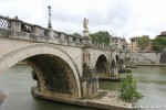 Walking Along the River Tiber