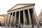 Going to the Roman Pantheon