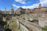 Going to Trajan's Forum