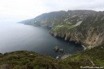 Walking Up Slieve League