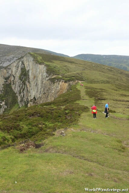 There is More to Explore Here in Slieve League in County Donegal