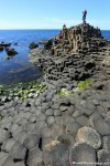 Amazing Hexagonal Landscape of the Giant's Causeway