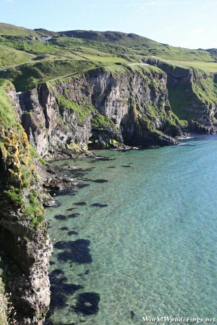 Amazing Cliffs at Carrick-a-Rede