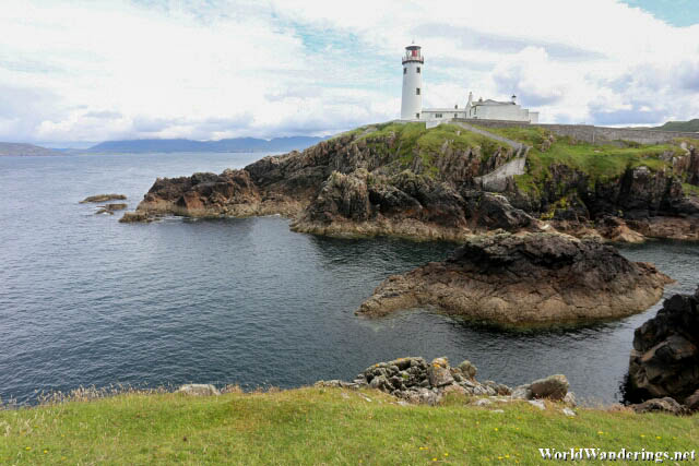 Fanad Lighthouse at Fanad Head