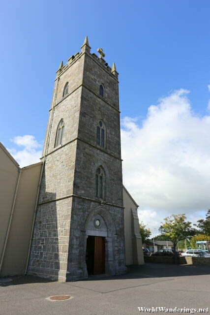 Old Church at Knock