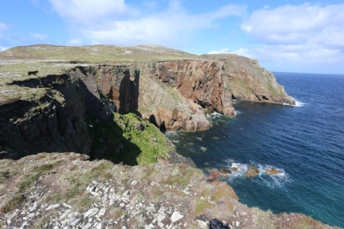 Stunning Cliffs at Tory Island