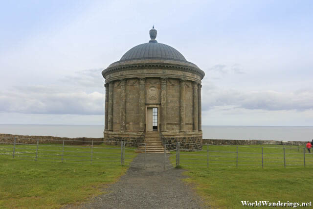 A Look at Mussenden Temple at Downhill Demesne