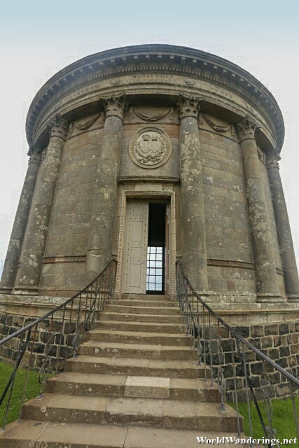 Mussenden Temple at Downhill Demesne