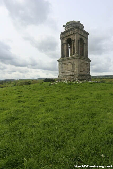 Mausoleum at Downhill Demesne