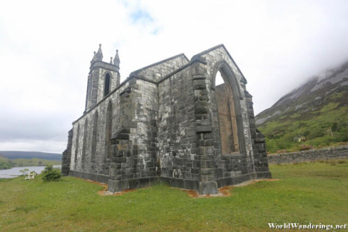 Another View of the Dunlewey Church of Ireland