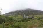 Mount Errigal and the Dunlewey Church of Ireland