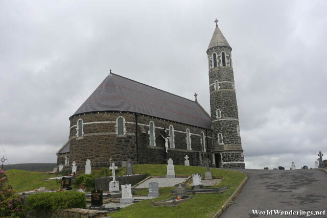 Church of the Sacred Heart at Dunlewey