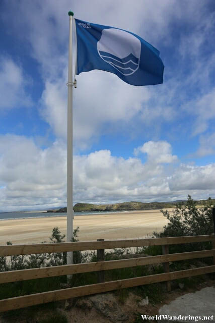 Blue Flag at Marble Hill Blue Flag Beach