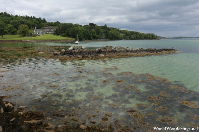 Clear Waters of Near the Ards Friary
