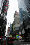 Going to Times Square