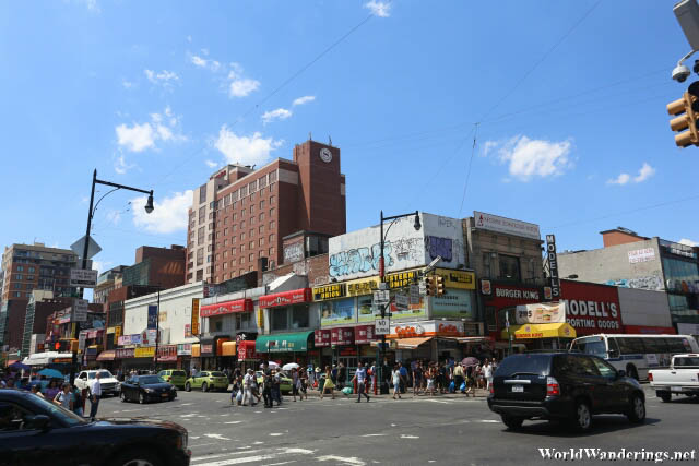 This is Not China, but in Flushing, New York