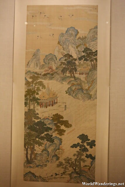 Chinese Painting at the Metropolitan Museum of Art in New York