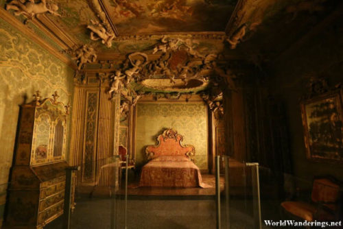 Imperial Bedroom at the Metropolitan Museum of Art