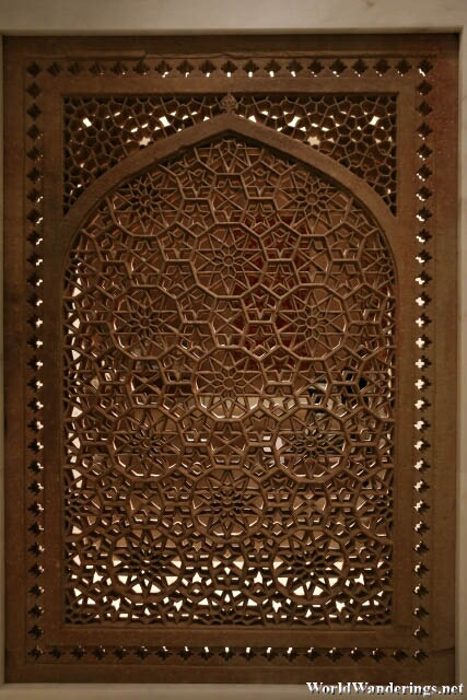 Intricate Islamic Art at the Metropolitan Museum of Art in New York