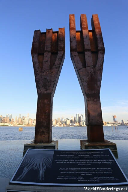 Remnant of the World Trade Center