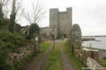 Going to Oranmore Castle