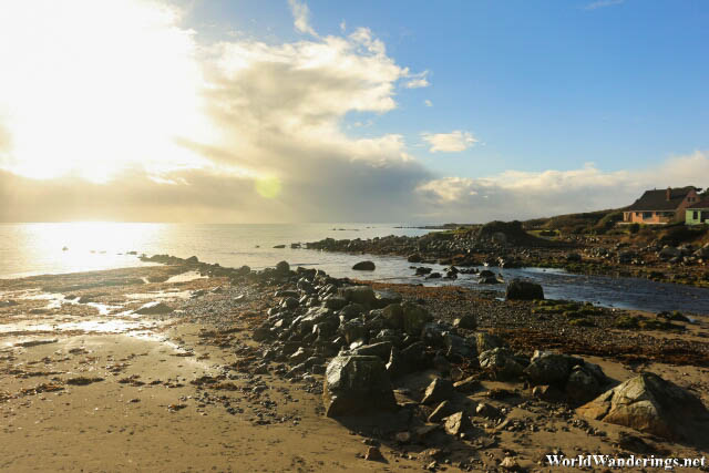 Beautiful Seascape at Barr Na gCurragh