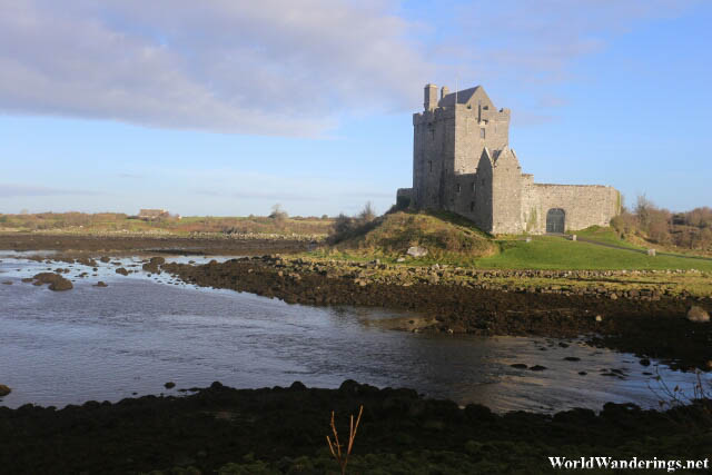 Closer Look at Dunguaire Castle