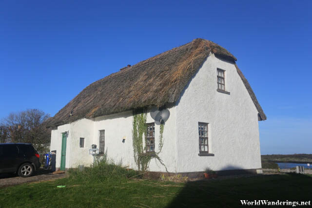 Charming Thatched Cottage in Kinvarra