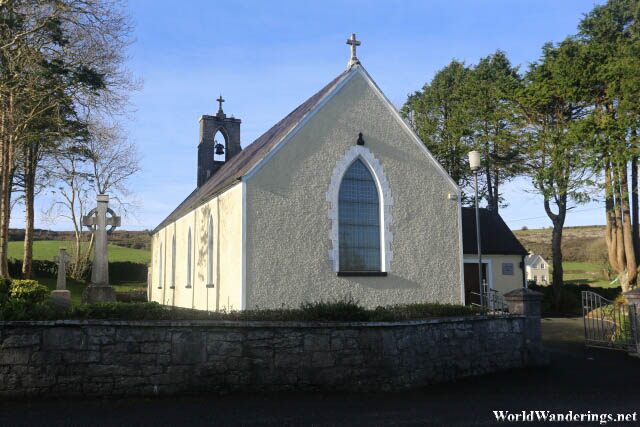 Saint Columba's Church in Carran