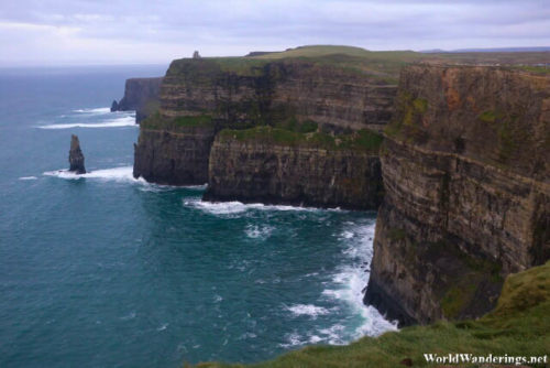 A Look at the Cliffs of Moher