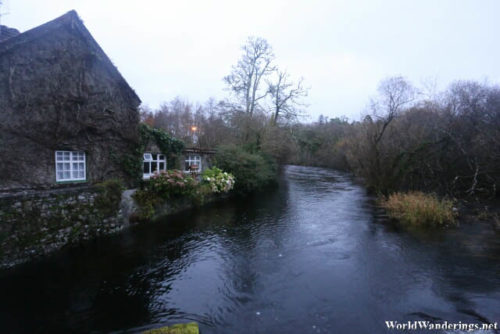 House By the River at the Village of Cong