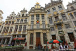 Guildhouses of the Grand-Place
