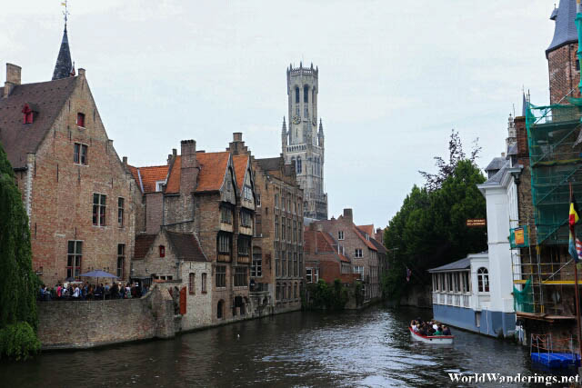 Signature View of Bruges