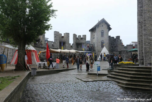 A Look at the Gravensteen in Ghent