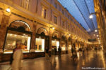 Galeries Royales St. Hubert at Night