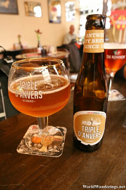Triple D'Anvers in Antwerp
