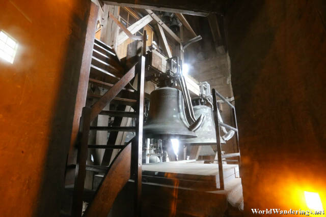 The Bells of the Belfry of Ghent