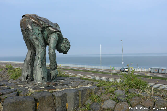 Monument to the Workers of the Afsluitdijk