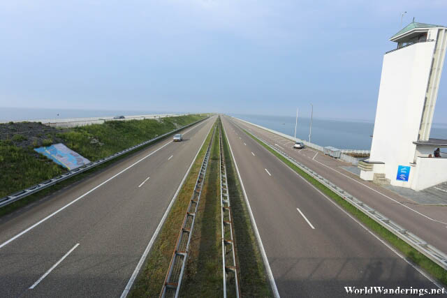 A Look at the Afsluitdijk