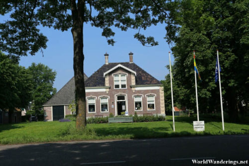 Heritage House in De Beemster